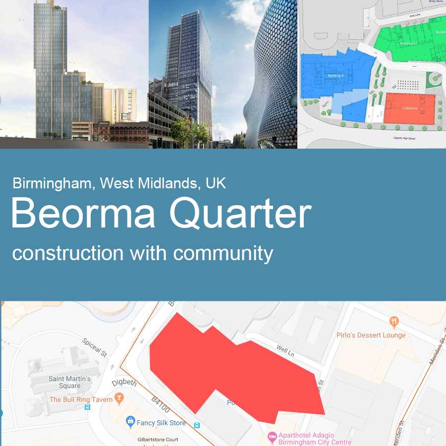 Beorma+Quarter%2c+Birmingham%2c+UK+-+Construction+with+Community