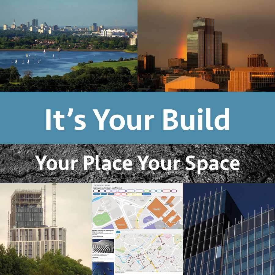 It's Your Build - Engaging, involving and inspiring community!