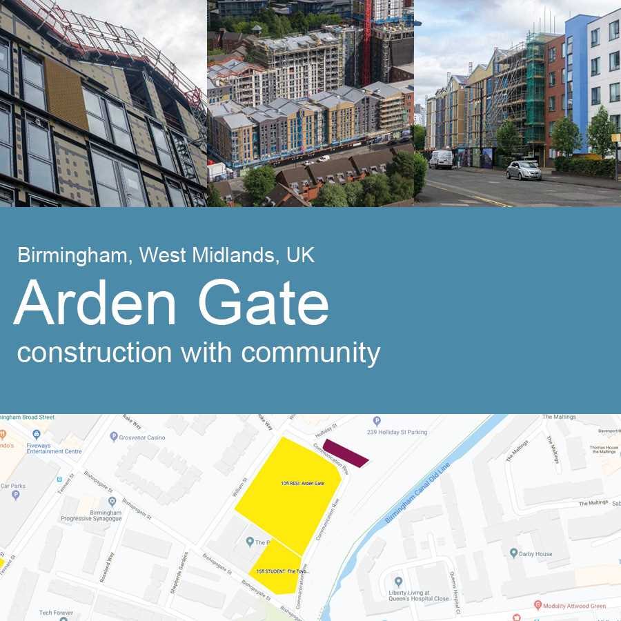Arden+Gate%2c+William+St%2c+Birmingham%2c+West+Midlands+-+Construction+with+Community