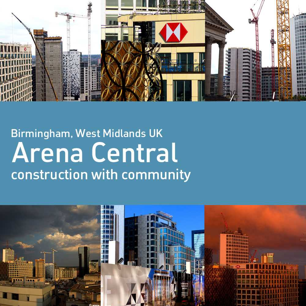 Arena+Central+development%2c+Birmingham%2c+UK+-+Construction+with+Community
