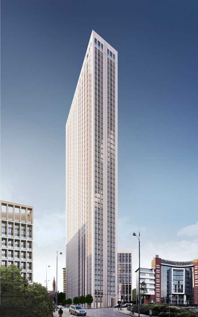 Approval For 51 Storey One Eastside