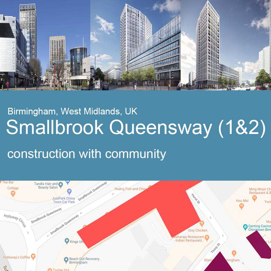 Smallbrook+Queensway+(1+%26+2)%2c+Birmingham%2c+UK+-+Construction+with+Community
