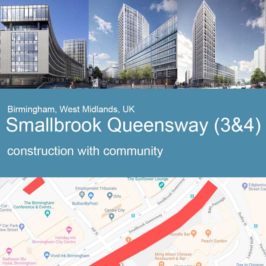 Smallbrook+Queensway+(3+%26+4)%2c+Birmingham%2c+UK+-+Construction+with+Community