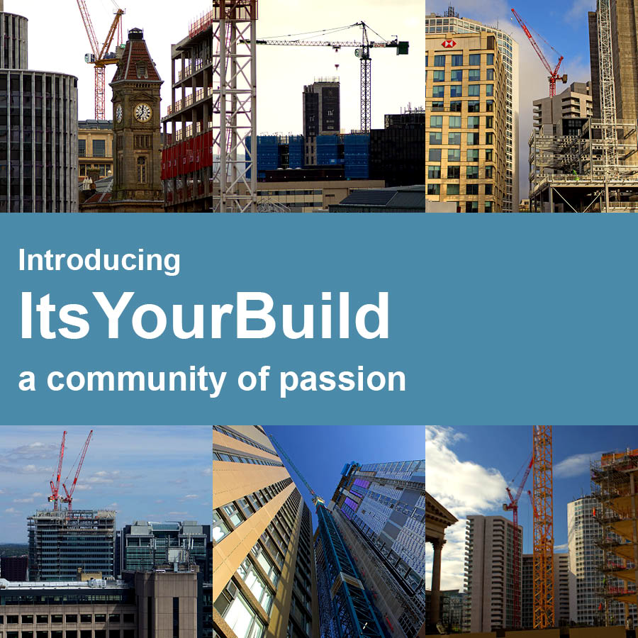 It's Your Build - a digital platform for engaging communities in their built environment